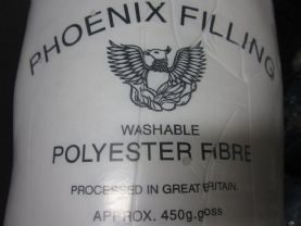 450g Bag of Phoenix Carded Polyester Toy Filling/ Stuffing.